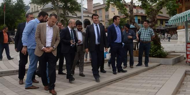 15 Temmuz Demokrasi Meydanı yenilendi