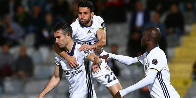 Gençlerbirliği 1-2 Fenerbahçe