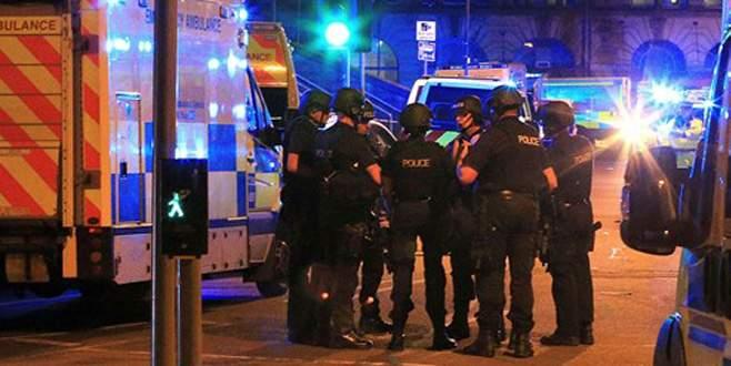 İngiltere'deki Manchester Arena'da 'patlama': 22 ölü