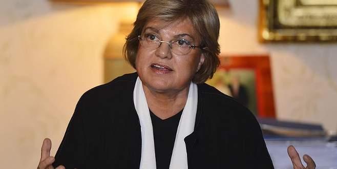 Tansu Çiller'e zorla getirilerek dinlenme kararı