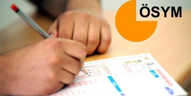 KPSS A grubu ve öğretmenlik sınavına giriş belgeleri erişimde