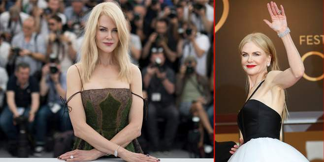 Cannes'ın zarif yüzü