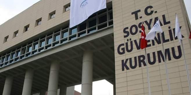 SGK'dan önemli açıklama: Süre 2 gün uzatıldı