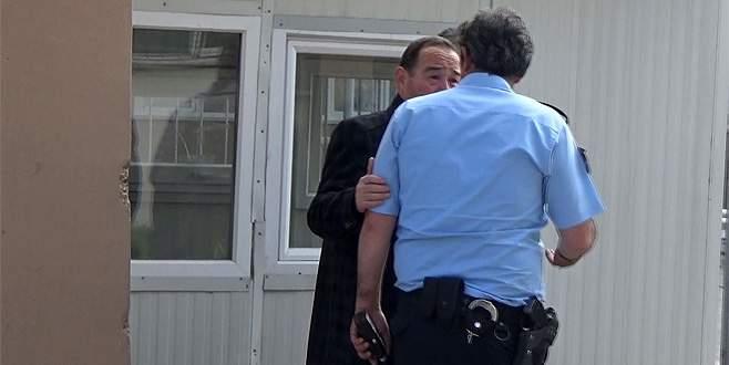 Bursa'da okul önünde arbede!