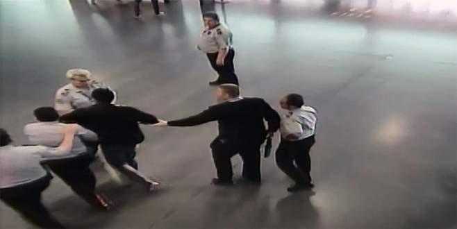 Sigara kaçakçıları Bursa terminalini birbirine kattı