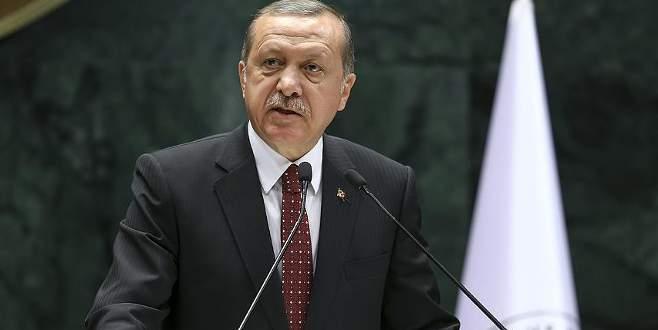 Erdoğan açıkladı: İki ilçe il oluyor!