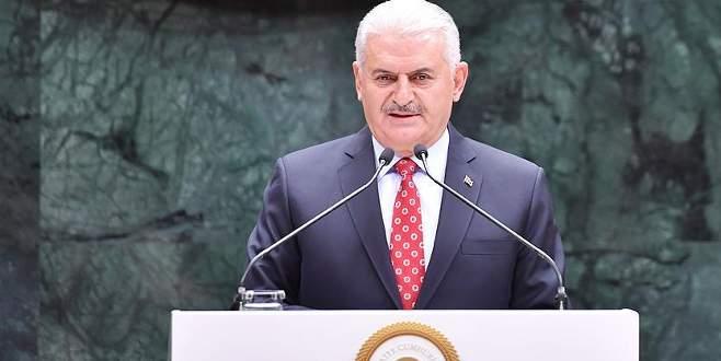 Başbakan Yıldırım, AK Parti Grup Başkanı seçildi