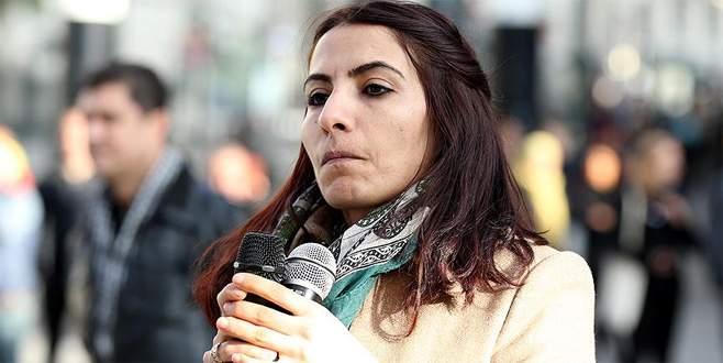 HDP'li Öztürk'ün milletvekilliğinin düşmesine dair dosya Karma Komisyonda