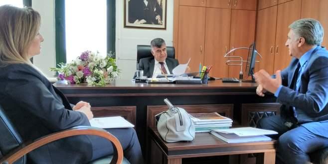 Bursa'da 107 firmaya 340 bin TL ceza