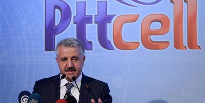 Bakan Arslan: PTT'ye 5 bin işçi alınacak
