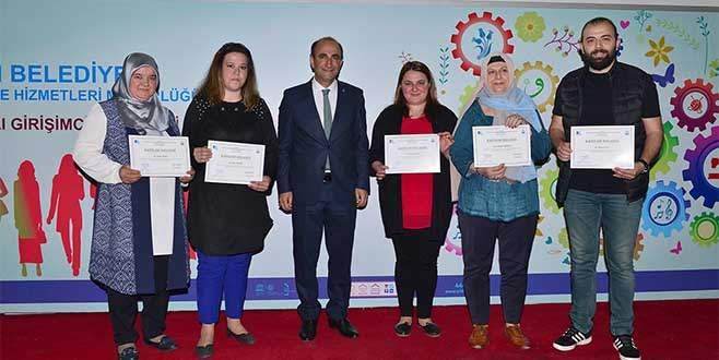 Edebali'den girişimcilere sertifika
