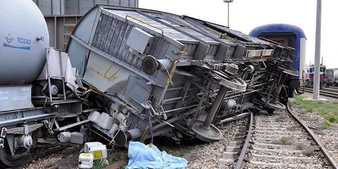 Demiryollarındaki 309 kazada 67 kişi öldü