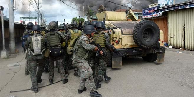 Filipinler'de DEAŞ savaşı