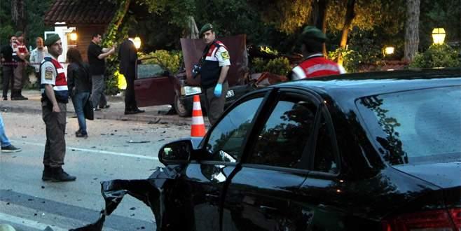 Bursa'da korkunç kaza: 1 ölü, 5 yaralı