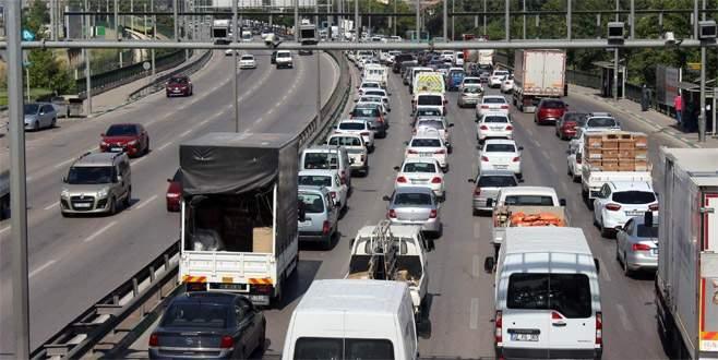 Trafik sorununa 'akıllı çözüm'