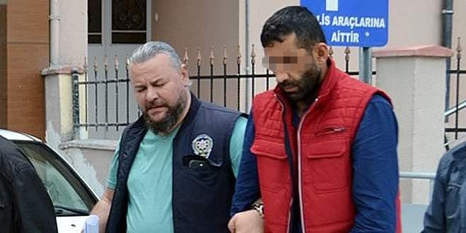 Bursa'daki korkunç cinayette katil zanlısı tutuklandı