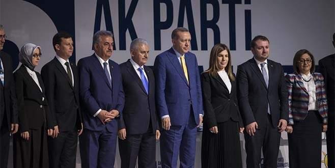 AK Parti MKYK Erdoğan başkanlığında toplanacak