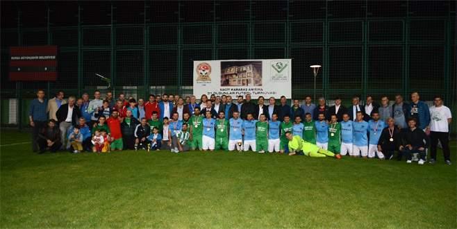 Olgunlar'ın şampiyonu Selteks