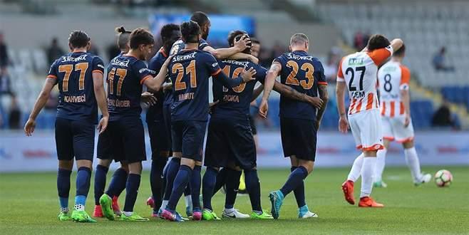 M. Başakşehir 2-1 Adanaspor