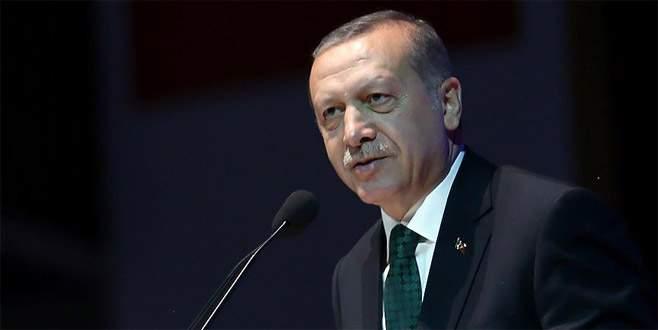 Erdoğan: '15 Temmuz'un tekerrürüne izin vermeyeceğiz'