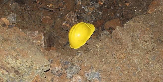 Kömür ocağında iş kazası: 1 ölü