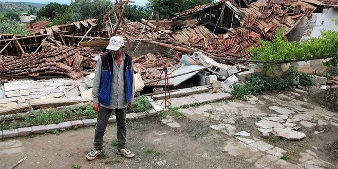 Manisa'da 5.1'lik depremin ardından artçılar sürüyor