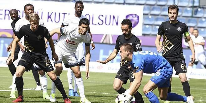 Çaykur Rizespor 2-1 Osmanlıspor