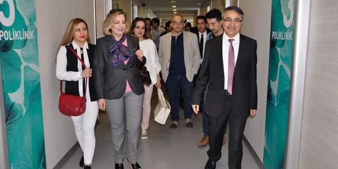 Aritmi Osmangazi, İran'a şifa dağıtacak