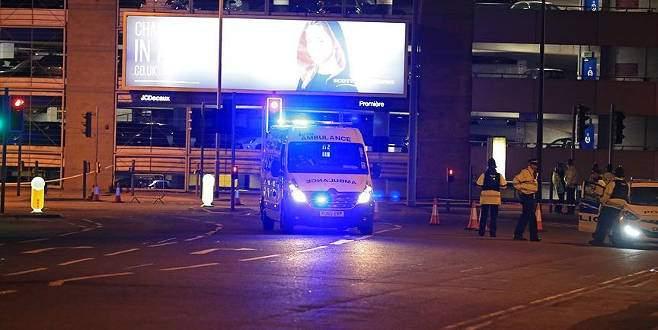 Manchester saldırısına ilişkin 'MI5' iddiası