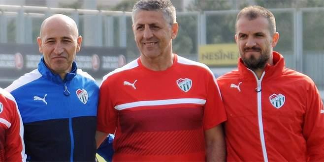 Bursaspor'un başında Mustafa Er ya da Gançev yer alacak