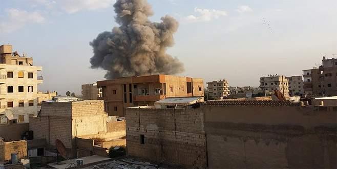 Rakka'da 48 saat içinde 70 sivil öldürüldü