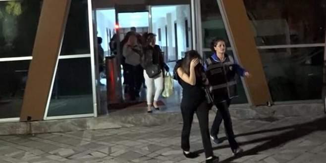 Fuhuş yapan 35 yabancı uyruklu kadın sınır dışı edildi
