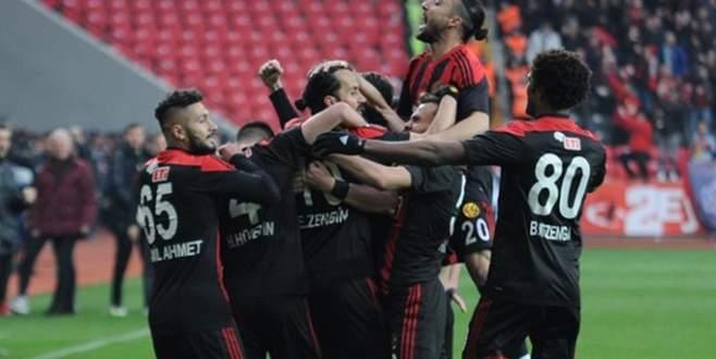 İlk finalist Eskişehirspor