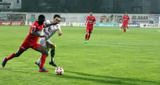 Boluspor: 0 – Göztepe: 2