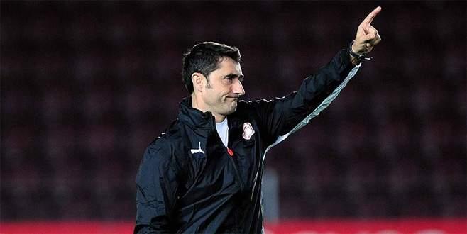 Barcelona'da Valverde dönemi başlıyor