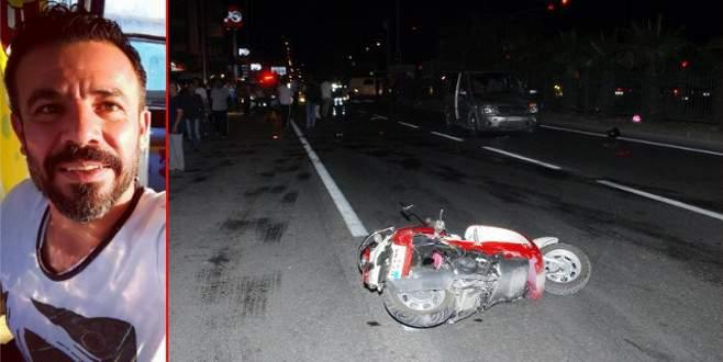 İkinci çocuğunu göremeden kazada öldü