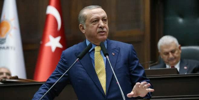 Erdoğan'dan AK Parti Grubu'nda önemli mesajlar