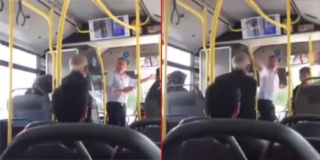 'Psikolojim bozuldu' diyen şoför yolcuları indirdi