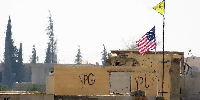 ABD'den PYD/PKK'ya silah ve araç sevkiyatı