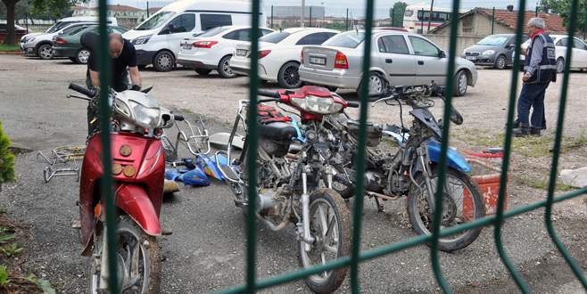 Bursa'da polis bir aydır arıyordu, yakalandı