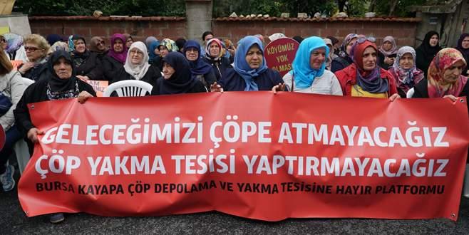 Bursa'nın doğa analarından çağrı var