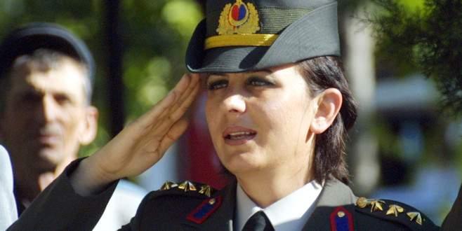 İlk kadın ilçe jandarma komutanı da şehit oldu