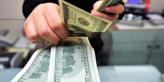 Dolar 1 ayın en düşük seviyesini gördü