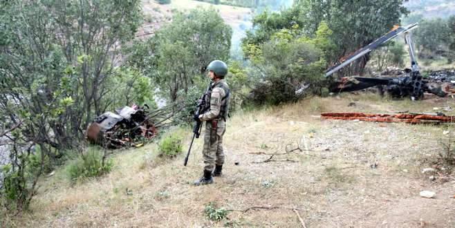 Şırnak'taki helikopter kazasıyla ilgili yeni detaylar ortaya çıktı