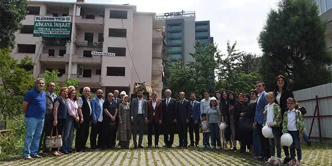 Bursa'da kentsel dönüşüm hız kazandı