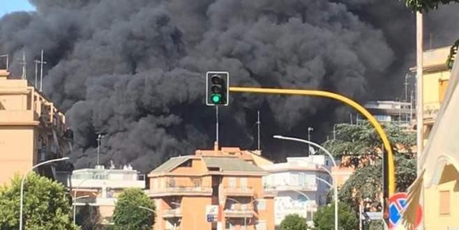 Vatikan'dan dumanlar yükseliyor