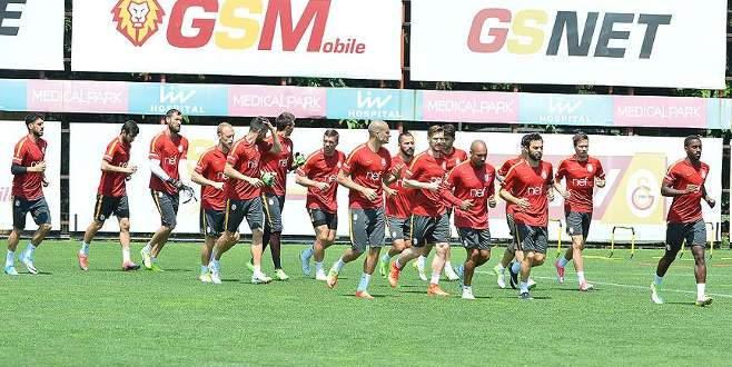 Galatasaray ile Atiker Konyaspor 32. randevuda