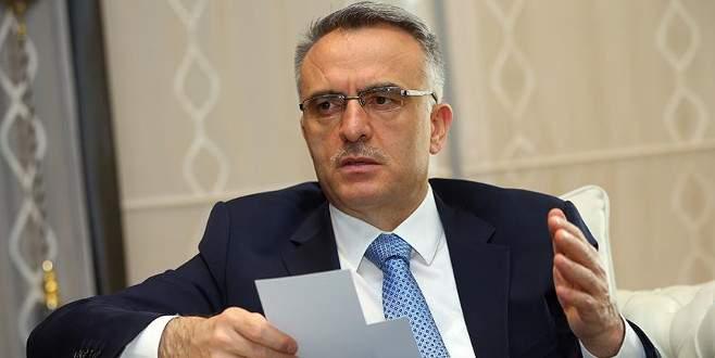 Bakan Ağbal, yeniden yapılandırma sonuçlarını açıkladı
