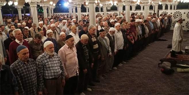 Ramazan'ın huzuru Merinos'ta yaşanıyor