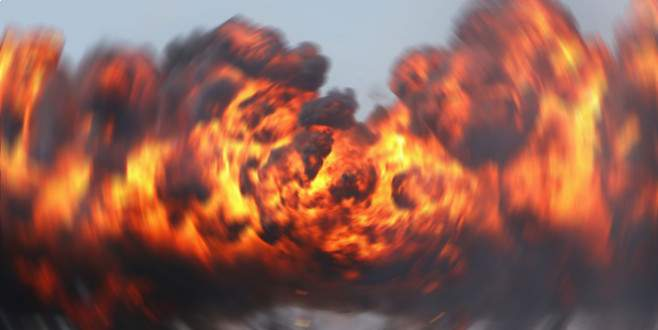 Mısır Libya'yı bombaladı